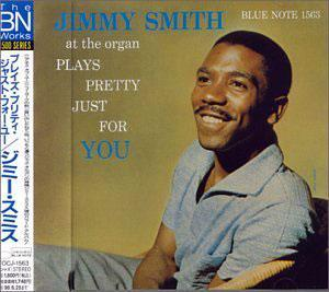 Album  Cover Jimmy Smith - Just For You on SOUNDS Records from 1983