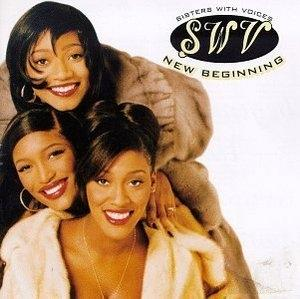 Album  Cover Swv - New Beginning on RCA Records from 1996