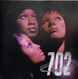 Album  Cover 702 - 702 on MOTOWN Records from 1999