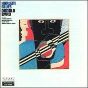 Album  Cover Donald Byrd - Harlem Blues on LANDMARK Records from 1987