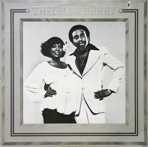 Album  Cover Thelma Houston - With Jerry Butler: Thelma And Jerry on MOTOWN Records from 1977