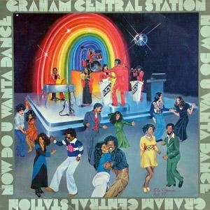 Front Cover Album Larry Graham And Graham Central Station - Now Do-U-Wanta Dance