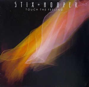 Album  Cover Stix Hooper - Touch The Feeling on MCA Records from 1982