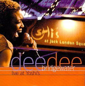 Album  Cover Dee Dee Bridgewater - Live At Yoshi's on POLYGRAM Records from 2000