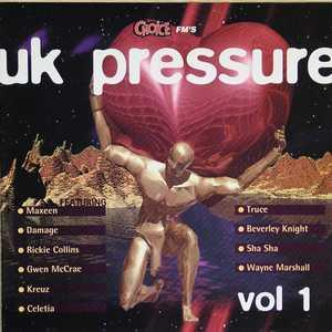 Album  Cover Various Artists - Uk Pressure Vol 1 on PRESSURE Records from 1996