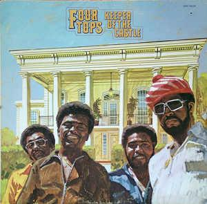 Front Cover Album The Four Tops - Keeper Of The Castle