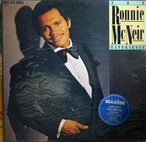 Album  Cover Ronnie Mcneir - Ronnie Mcneir Experience on CAPITOL Records from 1984