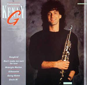 Album  Cover Kenny G - The Collection on ARISTA Records from 1990