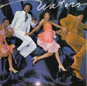Album  Cover The Waters - Waters on WARNER BROS. Records from 1977