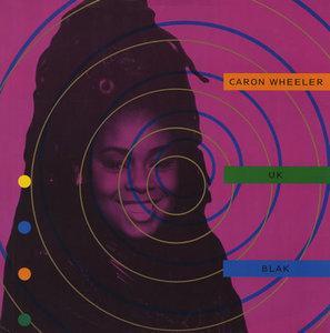 Album  Cover Caron Wheeler - Uk Blak on EMI Records from 1990