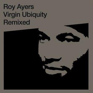 Front Cover Album Roy Ayers - Virgin Ubiquity, Unreleased Recordings 1976-1981