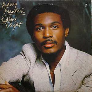 Album  Cover Rodney Franklin - Endless Flight on CBS Records from 1981