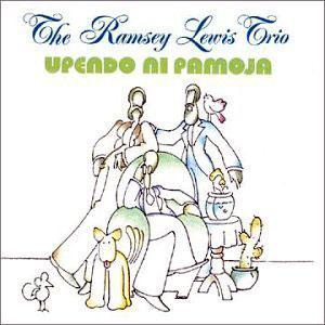 Album  Cover Ramsey Lewis - Upendo Ni Pamoja on COLUMBIA Records from 1972
