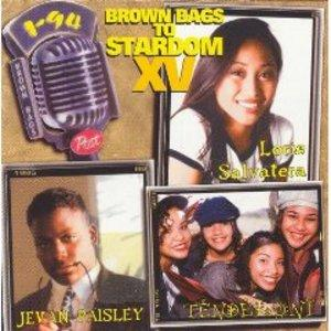 Album  Cover Various Artists - Brown Bags To Stardom Xv on LIMITED EDITION Records from 1995