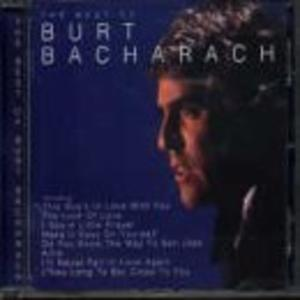 Album  Cover Burt Bacharach - Burt Bacharach on A & M Records from 1971