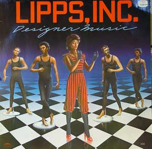 Front Cover Album Lipps Inc. - Designer Music