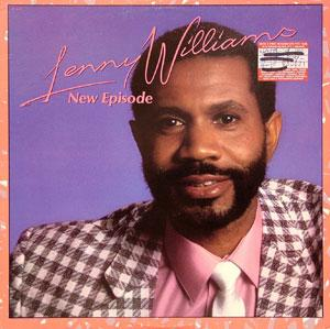 Album  Cover Lenny Williams - New Episode on  Records from 1986