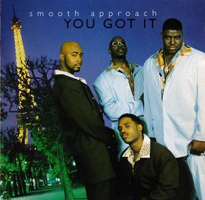 Front Cover Album Smooth Approach - You Got It