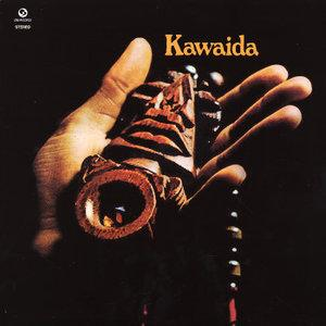 Album  Cover Herbie Hancock - Kawaida on GB Records from 1976