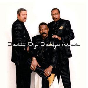Album  Cover The Delfonics - The Delfonics on PHILLY GROOVE Records from 1970