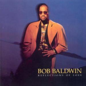 Album  Cover Bob Baldwin - Reflections Of Love on ATLANTIC JAZZ Records from 1992