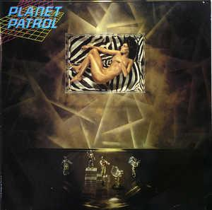 Album  Cover Planet Patrol - Planet Patrol on BEVERLY GLEN Records from 1983
