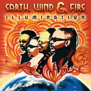 Front Cover Album Wind & Fire Earth - Illumination