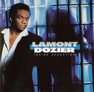 Album  Cover Lamont Dozier - Inside Seduction on ATLANTIC Records from 1991