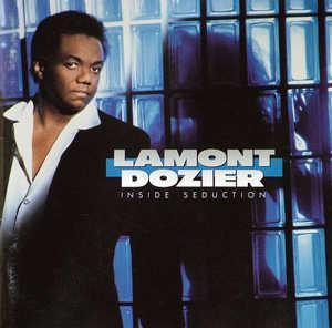 Album  Cover Lamont Dozier - Inside Seduction on ATLANTIC Records from 1991