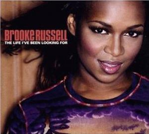 Front Cover Album Brooke Russell - The Life I've Been Looking For