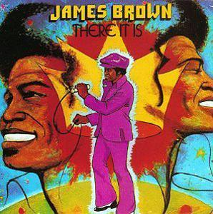 Album  Cover James Brown - There It Is on POLYDOR Records from 1972