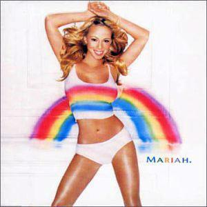 Album  Cover Mariah Carey - Rainbow on SONY MUSIC Records from 1999