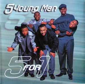 Album  Cover 5 Young Man - 5 For 1 on RCA Records from 1998