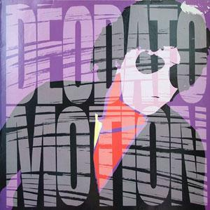 Album  Cover Deodato (eumir) - Motion on WARNER BROS. Records from 1984