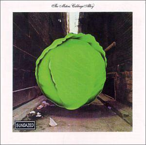 Album  Cover The Meters - Cabbage Alley on REPRISE Records from 1972