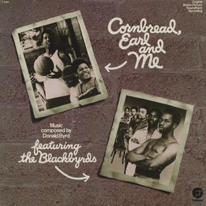 Album  Cover The Blackbyrds - Cornbread, Earl And Me on FANTASY Records from 1975