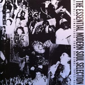 Album  Cover Various Artists - The Essential Modern Soul Selection on GOLDMINE Records from 1991