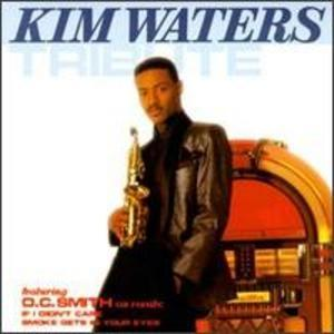 Album  Cover Kim Waters - Tribute on WARLOCK Records from 1992