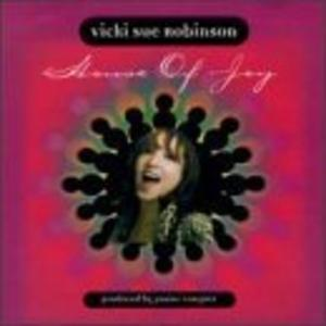 Album  Cover Vicki Sue Robinson - House Of Joy on PAGODA S Records from 1997