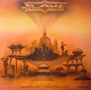 Album  Cover Slave - Make Believe on ICHIBAN Records from 1987