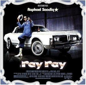 Album  Cover Raphael Saadiq - As Ray Ray on POOKIE ENTERTAINMENT Records from 2004