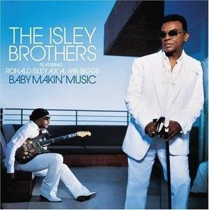 Front Cover Album The Isley Brothers - Baby Makin' Music