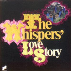 Front Cover Album The Whispers - Love Story