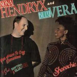 Album  Cover Nona Hendryx - You Have To Cry Sometime on SHANACHIE Records from 1992