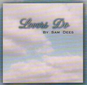Album  Cover Sam Dees - Lovers Do on JAPANESE Records from 1998