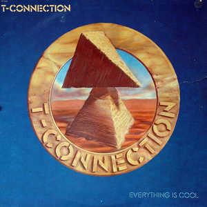 Front Cover Album T-connection - Everything Is Cool