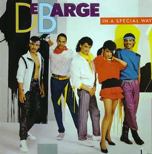Album  Cover Debarge - In A Special Way on MOWTOWN Records from 1983
