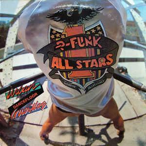 Album  Cover P-funk All Stars - Urban Dancefloor Guerillas on CBS Records from 1983