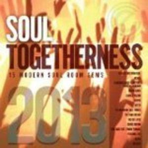 Album  Cover Various Artists - Soul Togetherness 2013 on EXPANSION Records from 2013