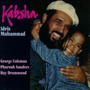 Album  Cover Idris Muhammad - Kabsha on THERESA Records from 1980